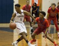 Gadson posts double-double in district championship