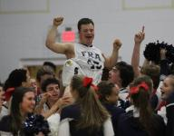 Watch FRA manager with Down syndrome hit 3-pointer