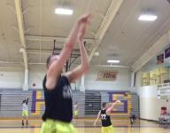 Watch Onsted's Austin Davis practice