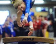 Mitchell, Madison earn three-peats at state gymnastics
