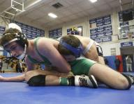 Division 2 wrestling results from Friday