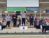 WNC athletes win indoor track state titles