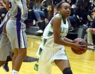 Lady Bison win home finale