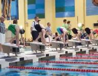 Morgan Friesen wins 100 breaststroke at 4A state swim meet