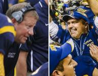 DeWitt, Ithaca football coaches headed to hall of fame