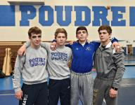 Poudre sends 2 sets of brothers, all cousins, to state wrestling
