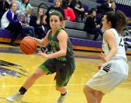 Lady Bison hopes fade late