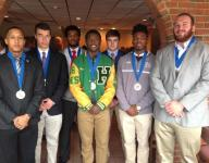 Local athletes receive Hancock/Nipper awards