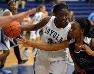 Late 3 sends Loyola girls to rare first round exit