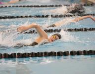 West Salem breaks relay school record in prelims