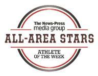 WINNER: Bishop Verot's Lockard is Athlete of the Week