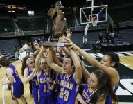 Michigan girls basketball district playoffs schedule