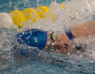 Ursuline wins first girls swimming title since 1987