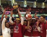 Inspired Clark captures a third straight gold ball
