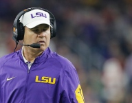 With 5 commits in 5 days, LSU football enjoying recruiting surge