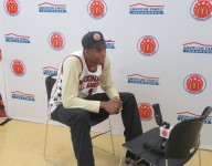 V.J. King says putting on McDonald's All American jersey is a dream come true