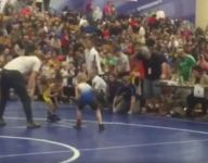 Ohio 7-year-old wins wrestling tournament just days after father's tragic death