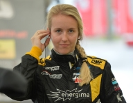 Girls Sports Month: Norwegian race car driver Ayla Agren on her inspirations, her start, and her dreams