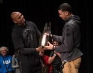 Jayson Tatum wins Gatorade National Basketball Player of the Year