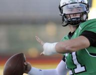 Riley Dodge, Texas prep QB legend turned OC, arrested for DUI with infant son in car
