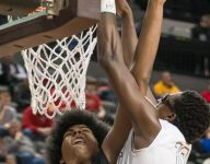 VIDEO: Iowa City West's Wali Parks throws down on defender's head