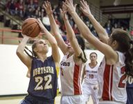 Then there were four: Area girls basketball regionals