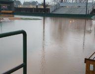 PHOTO: Look at this Louisiana baseball field after crazy storm