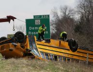 Reliving the 'miraculous' Griffith (Ind.) basketball bus crash