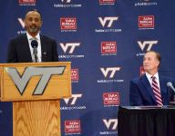 Brooks ready to create memories at Virginia Tech