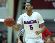 VIDEO: Five-star wing DJ Harvey of DeMatha on recruiting process and more