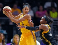 Girls Sports Month: A look back at Candace Parker in high school