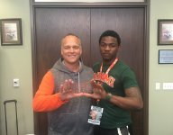 Miami's big football recruiting day: Two big commits in a span of hours
