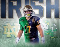 South Bend is earning: Irish football lands three commits in one night