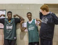 Mount Pleasant (Del.) players, autistic teen learn from each other