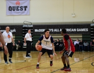 McDonald's All Americans say game feels different without Giles and Smith