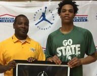 Michigan State signee Miles Bridges honored for Jordan Brand Classic selection