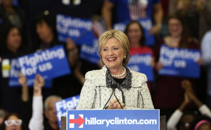 Clinton Wins South Carolina Democrats