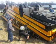 Indiana association head: Griffith bus crash 'unprecedented and quite scary'
