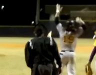 VIDEO: Dante Bichette's son produces the best bat flip since Jose Bautista