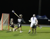 VIDEO: Tehoka Nanticoke's between-the-legs lacrosse Goal of the Year candidate