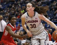 UConn star Breanna Stewart looks to deliver on goal she set in high school