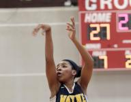 Monday's girls hoops state tournament district scores