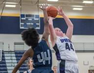 Spartans stop Blue Devils in girls districts, 52-42
