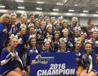 Cheerleading: Pearl River claims title in first-ever state championships