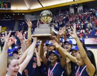 Brentwood Academy girls win third straight title