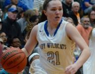 Spray, Wilson Central roll into girls Class AAA tourney