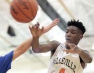 Michigan high school boys basketball district scores