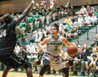 Desamours, Beach named Freshman of the Year