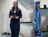 UWF's Amaral sets record to win NCAA diving title
