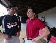 Spring Baseball Practice
